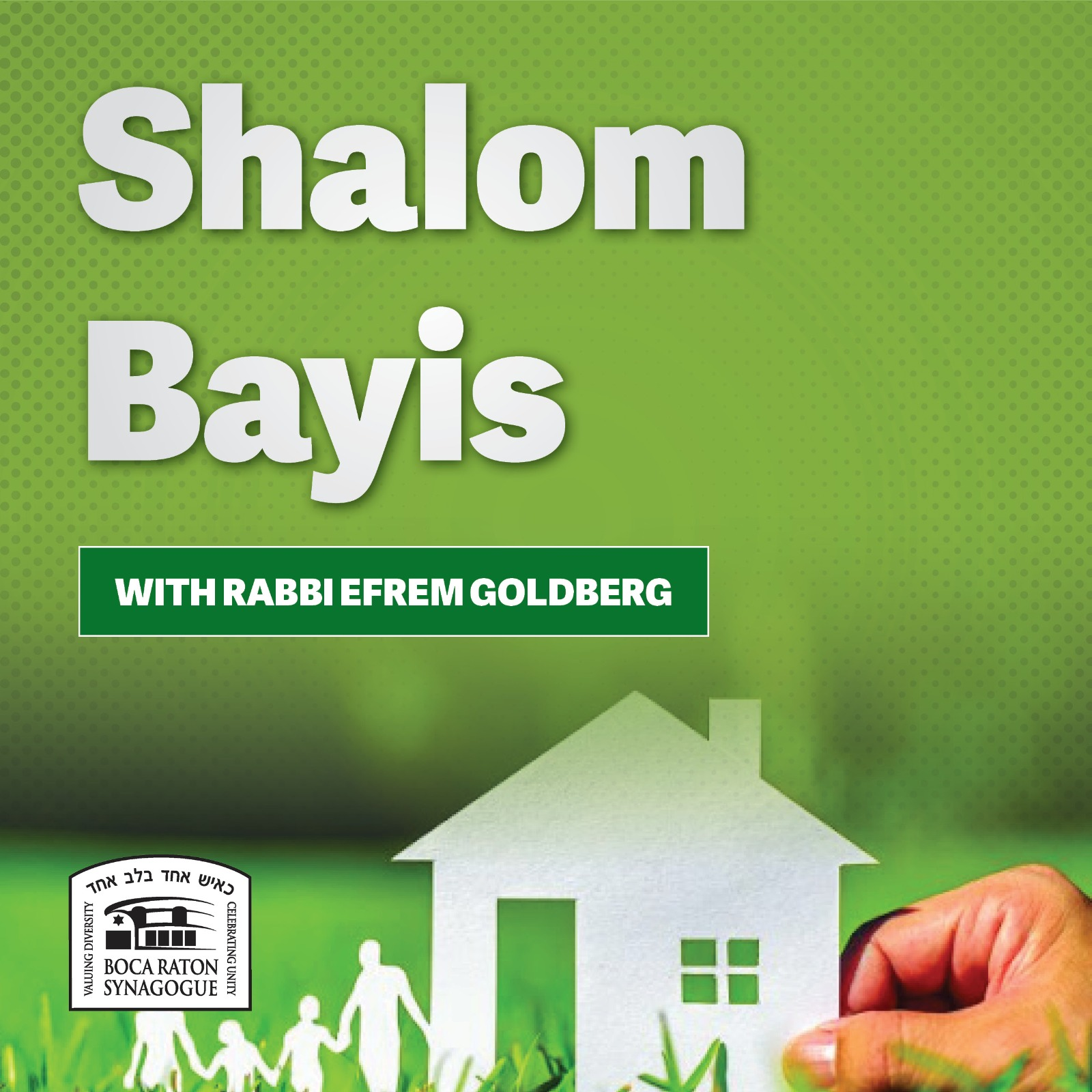 Shalom Bayis When You Can't Leave Your Bayis (For Husbands)